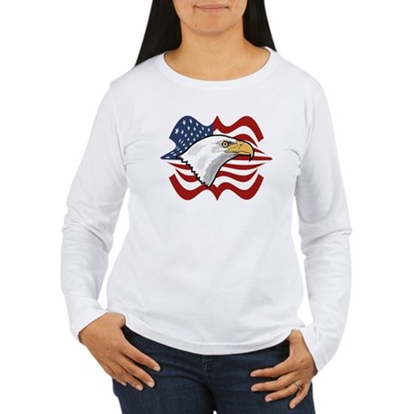 American Eagle Women's Long Sleeve T-Shirt