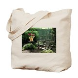 NW Trading Post Garden Tote Bag