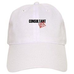 Off Duty Consultant Cap