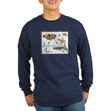 Butterflies & Grasshopper T