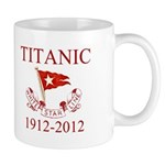 Titanic Centennial Mug (regular size)