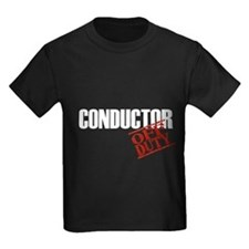 Off Duty Conductor T