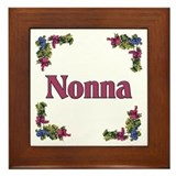 Nonna (Italian grandmother) Framed Tile