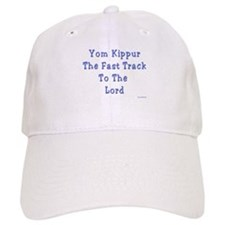 Yom Kippur The Fast Track Baseball Cap