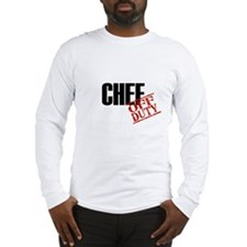 Off Duty Chef Long Sleeve T-Shirt