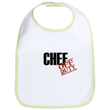 Off Duty Chef Bib