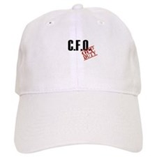 Off Duty C.F.O. Baseball Cap