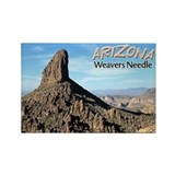 Arizona Weavers Needle Rectangle Magnet