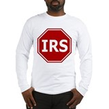 Stop The IRS Long Sleeve T-Shirt