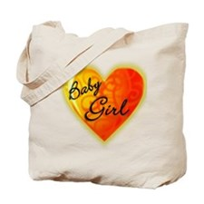Rock Kandy Sweet Baby Girl Tote Bag
