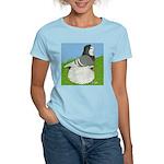 Opal Trumpeter Pigeon Women's Light T-Shirt