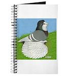 Opal Trumpeter Pigeon Journal