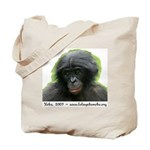 Amis des bonobos Tote Bag