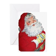 Santa Claus Greeting Cards (Pk of 20)