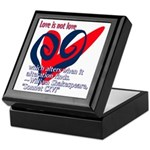 Love Shakespeare Keepsake Box