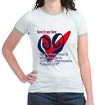 Love Shakespeare Jr. Ringer T-shirt
