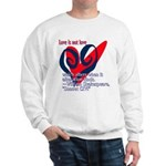 Love Shakespeare Sweatshirt
