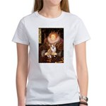 The Queen's Corgi Women's T-Shirt