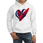 SWEET HEART Hooded Sweatshirt