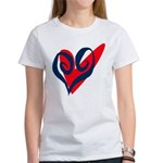 SWEET HEART Women's T-Shirt