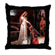ACCOLADE / Corgi Throw Pillow