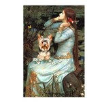 Ophelia's Yorkie (17) Postcards (Package of 8)