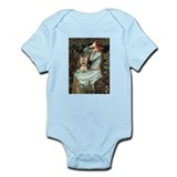 Ophelia's Yorkie (17) Infant Bodysuit