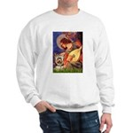 Mandolin Angel / Yorkie (17) Sweatshirt