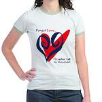 Forget Love Jr. Ringer T-shirt