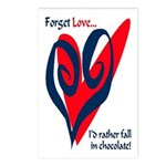 Forget Love Postcards (Package of 8)