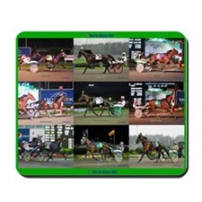 Harness Racing Mousepad