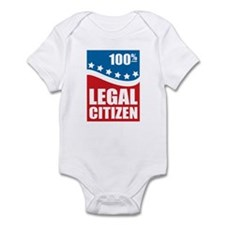 100% Legal Citizen Infant Bodysuit