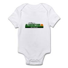 Its Better in Queenstown, New Infant Bodysuit