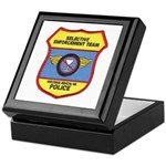 VA Beach Selective Enforcemen Keepsake Box