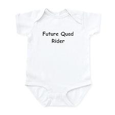 Future Quad Rider Infant Bodysuit