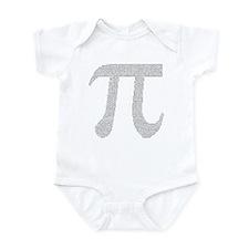 Digits of Pi Infant Bodysuit