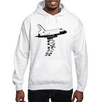 NASA Preemptive Strike Hooded Sweatshirt
