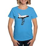 NASA Preemptive Strike Women's Dark T-Shirt