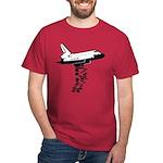 NASA Preemptive Strike Dark T-Shirt