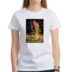 Midsummer / Yorkie Women's T-Shirt