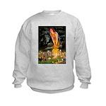 Midsummer / Yorkie Kids Sweatshirt