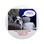 VALENTINES Ornament (Round),VIEW LARGER HIT LINK