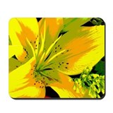 Day Lilly Mousepad