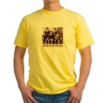 The Wild Bunch Yellow T-Shirt