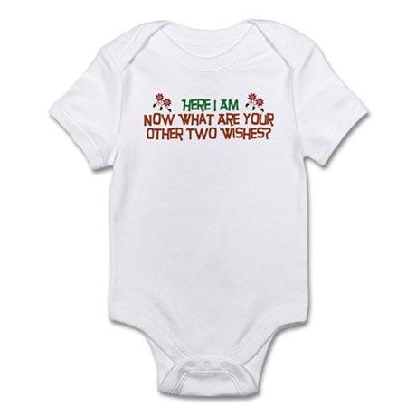 Here I Am Infant Bodysuit