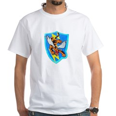 Flying Tigers White T-Shirt