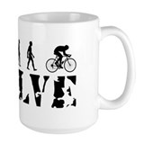 Cycling Bicycle Biking Mug