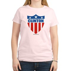 Clinton Women's Light T-Shirt