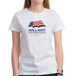 Hillary for President Women's T-Shirt