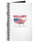 Hillary for President Journal